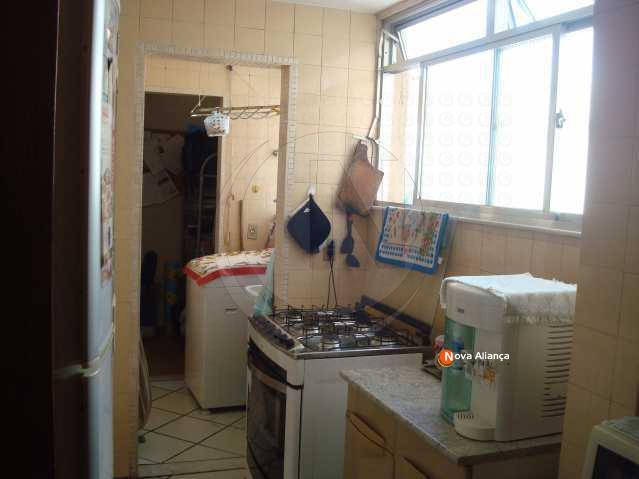 15 - Apartamento à venda Rua Professor Otacílio,Santa Rosa, Niterói - R$ 450.000 - NSAP20007 - 16