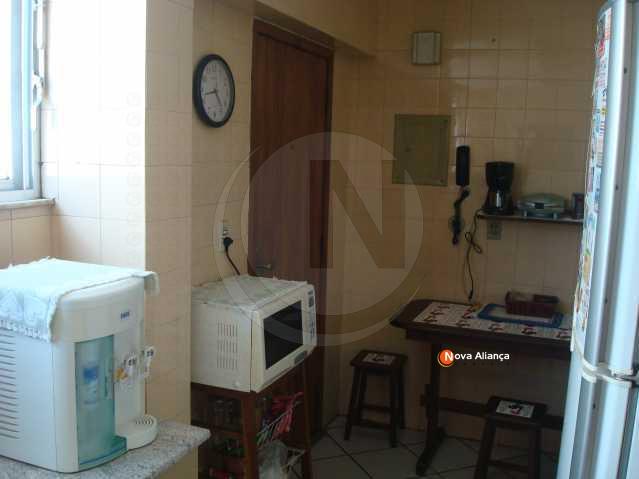 16 - Apartamento à venda Rua Professor Otacílio,Santa Rosa, Niterói - R$ 450.000 - NSAP20007 - 17