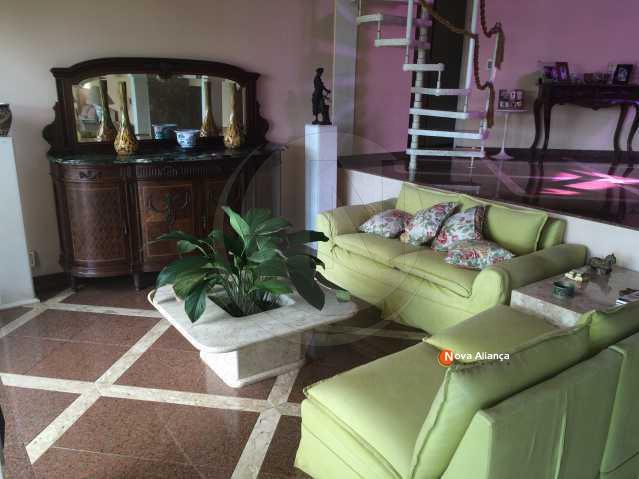 41275_G1427198379 - Casa em Condomínio à venda Rua João Borges,Gávea, Rio de Janeiro - R$ 5.000.000 - NICN50001 - 14