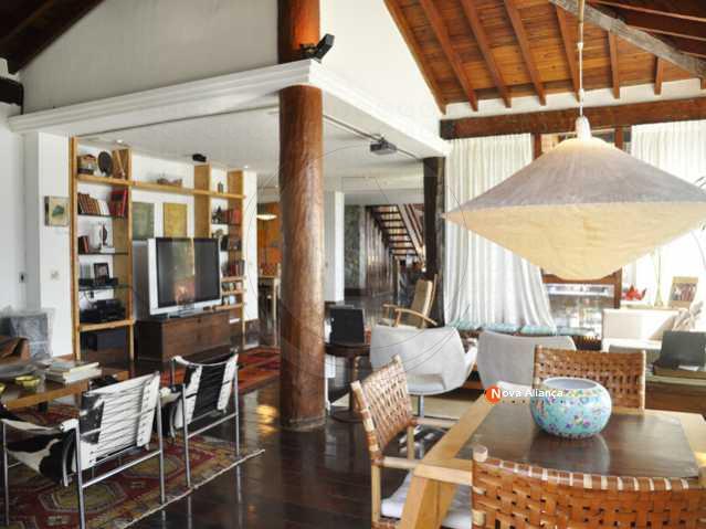 foto2 - Casa em Condomínio à venda Estrada da Barra da Tijuca,Barra da Tijuca, Rio de Janeiro - R$ 3.000.000 - NICN50002 - 3