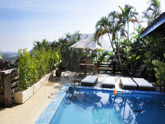 foto7 - Casa em Condomínio à venda Estrada da Barra da Tijuca,Barra da Tijuca, Rio de Janeiro - R$ 3.000.000 - NICN50002 - 8
