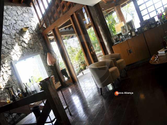 foto5 - Casa em Condomínio à venda Estrada da Barra da Tijuca,Barra da Tijuca, Rio de Janeiro - R$ 3.000.000 - NICN50002 - 6