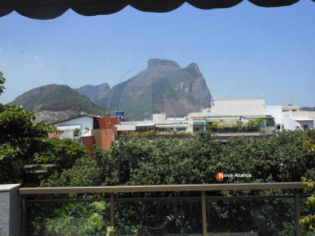 1 - Cobertura à venda Avenida Belisário Leite de Andrade Neto,Barra da Tijuca, Rio de Janeiro - R$ 3.799.000 - NICO40002 - 1