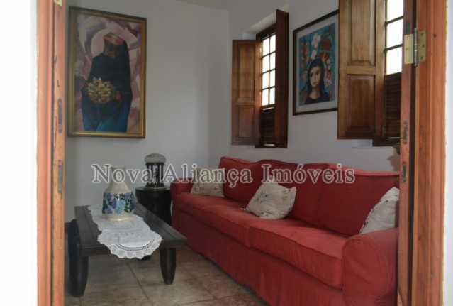 4.sala social 1 - Casa à venda Rua Icatu,Botafogo, Rio de Janeiro - R$ 3.130.000 - NBCA40006 - 5