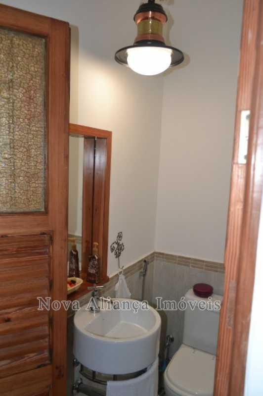 7.banheiro social - Casa à venda Rua Icatu,Botafogo, Rio de Janeiro - R$ 3.130.000 - NBCA40006 - 8