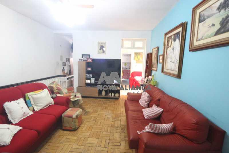 IMG_0286 - Casa à venda Rua Dezenove de Fevereiro,Botafogo, Rio de Janeiro - R$ 3.150.000 - NBCA40008 - 1