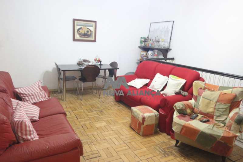 IMG_0289 - Casa à venda Rua Dezenove de Fevereiro,Botafogo, Rio de Janeiro - R$ 3.150.000 - NBCA40008 - 3