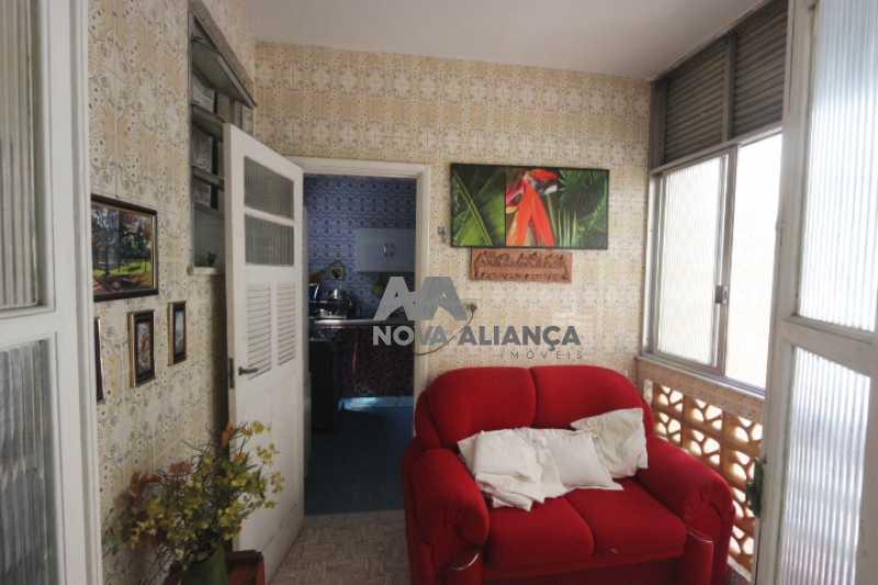IMG_0290 - Casa à venda Rua Dezenove de Fevereiro,Botafogo, Rio de Janeiro - R$ 3.150.000 - NBCA40008 - 4