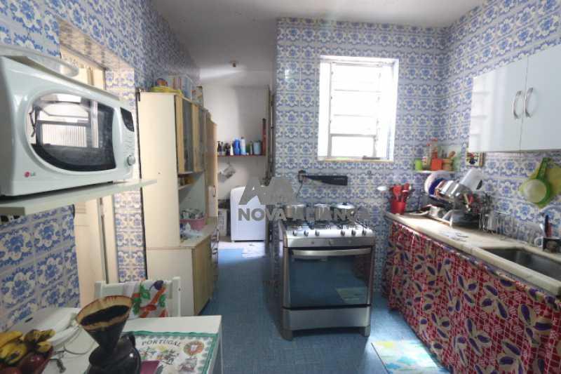 IMG_0293 - Casa à venda Rua Dezenove de Fevereiro,Botafogo, Rio de Janeiro - R$ 3.150.000 - NBCA40008 - 17