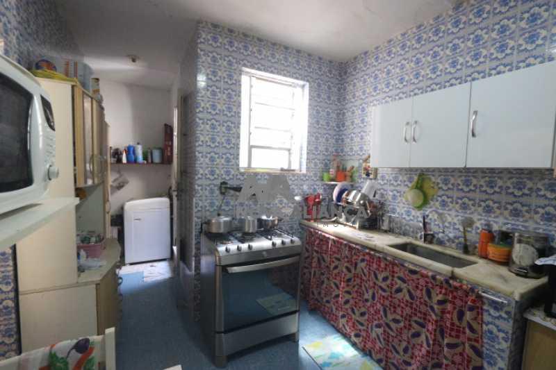 IMG_0294 - Casa à venda Rua Dezenove de Fevereiro,Botafogo, Rio de Janeiro - R$ 3.150.000 - NBCA40008 - 18
