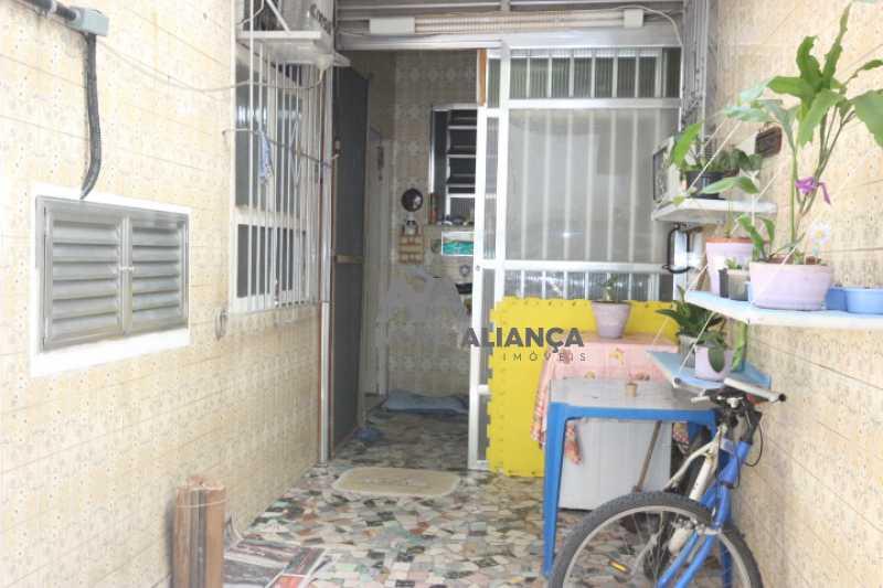 IMG_0301 - Casa à venda Rua Dezenove de Fevereiro,Botafogo, Rio de Janeiro - R$ 3.150.000 - NBCA40008 - 22