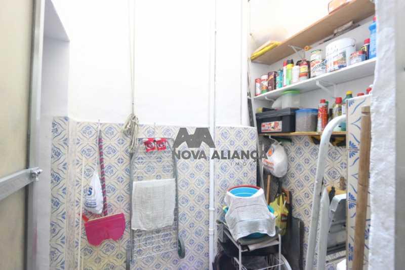 IMG_0306 - Casa à venda Rua Dezenove de Fevereiro,Botafogo, Rio de Janeiro - R$ 3.150.000 - NBCA40008 - 26