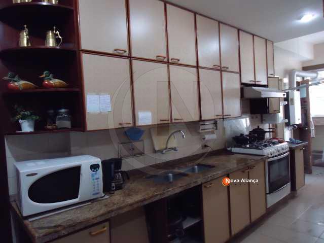cozinha4 - Apartamento à venda Avenida Almirante Álvaro Alberto,São Conrado, Rio de Janeiro - R$ 2.000.000 - NBAP30129 - 20