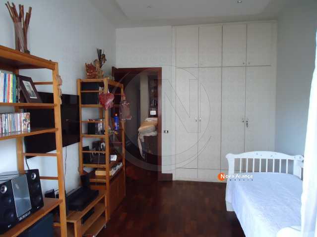quarto5 - Apartamento à venda Avenida Almirante Álvaro Alberto,São Conrado, Rio de Janeiro - R$ 2.000.000 - NBAP30129 - 8