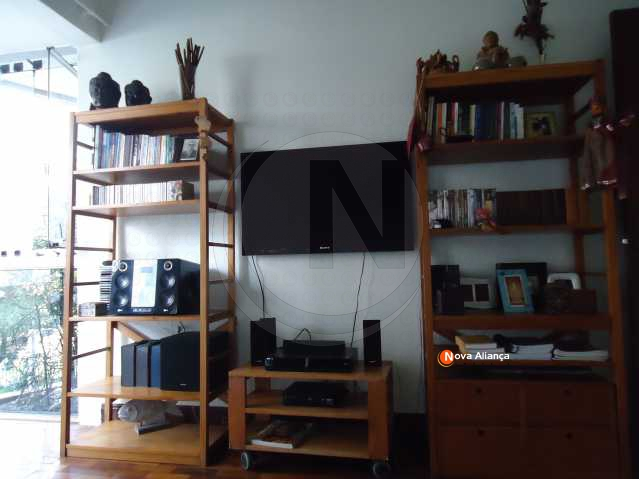 tv - Apartamento à venda Avenida Almirante Álvaro Alberto,São Conrado, Rio de Janeiro - R$ 2.000.000 - NBAP30129 - 6