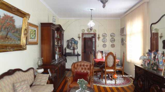 1 - Casa à venda Rua Orsina da Fonseca,Gávea, Rio de Janeiro - R$ 3.500.000 - NICA30002 - 1