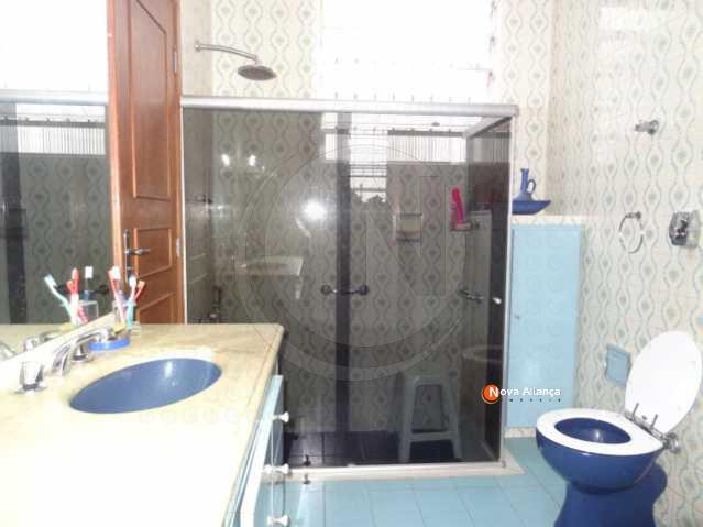 17 - Casa à venda Rua Orsina da Fonseca,Gávea, Rio de Janeiro - R$ 6.000.000 - NICA30002 - 18