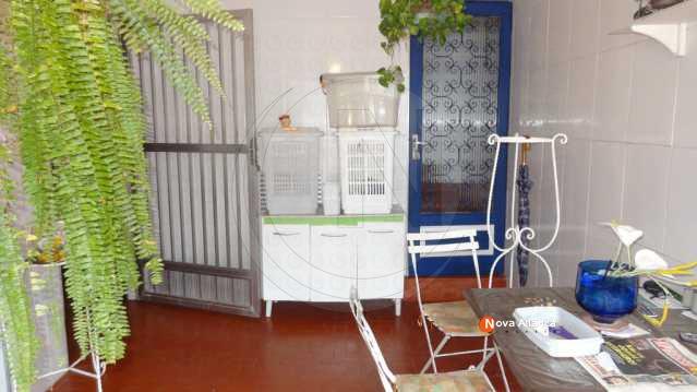 24 - Casa à venda Rua Orsina da Fonseca,Gávea, Rio de Janeiro - R$ 6.000.000 - NICA30002 - 25