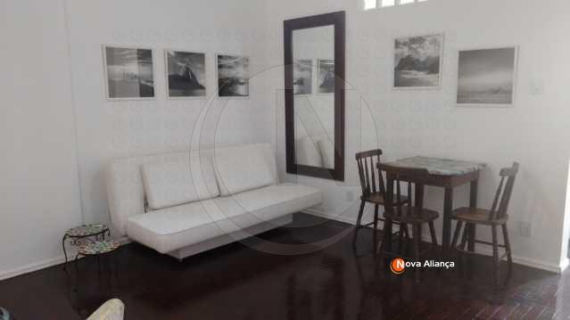 1 - Apartamento à venda Rua Joaquim Silva,Centro, Rio de Janeiro - R$ 360.000 - NBAP10083 - 1