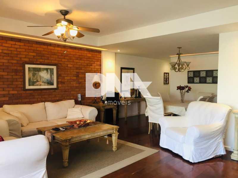 WhatsApp Image 2021-07-09 at 1 - Apartamento 4 quartos à venda Botafogo, Rio de Janeiro - R$ 2.900.000 - NBAP40503 - 1