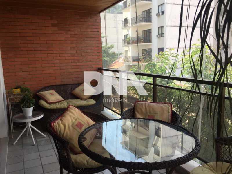 WhatsApp Image 2021-07-09 at 1 - Apartamento 4 quartos à venda Botafogo, Rio de Janeiro - R$ 2.900.000 - NBAP40503 - 18