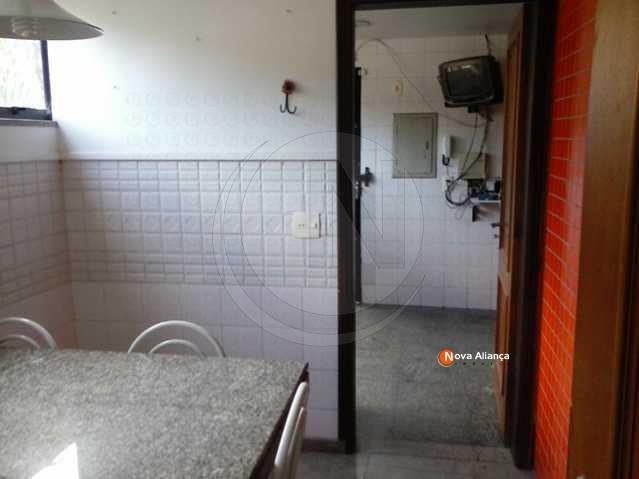 CAM00375 - Casa à venda Rua Itamonte,Cosme Velho, Rio de Janeiro - R$ 1.799.000 - NFCA40006 - 24