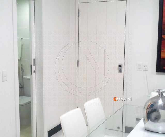 5 - Flat à venda Rua Barão da Torre,Ipanema, Rio de Janeiro - R$ 2.199.000 - NIFL10012 - 6