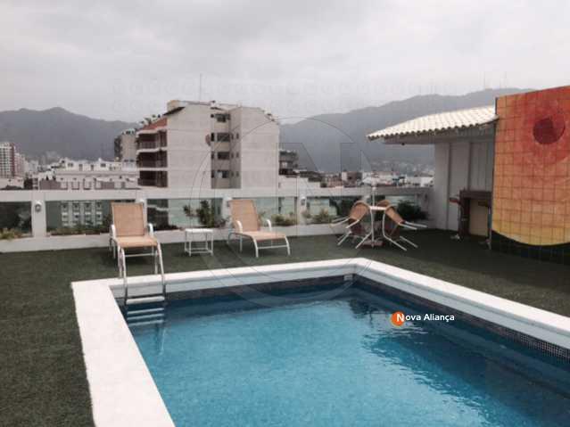 11 - Flat à venda Rua Barão da Torre,Ipanema, Rio de Janeiro - R$ 2.199.000 - NIFL10012 - 12