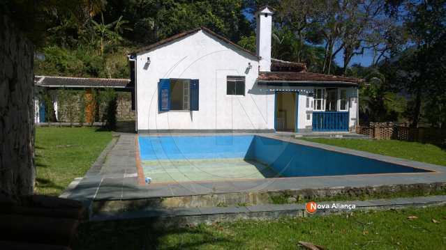 3 - Casa à venda Estrada da Pedra Bonita,São Conrado, Rio de Janeiro - R$ 2.000.000 - NICA30003 - 1