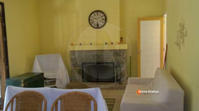 8.1 - Casa à venda Estrada da Pedra Bonita,São Conrado, Rio de Janeiro - R$ 2.000.000 - NICA30003 - 10