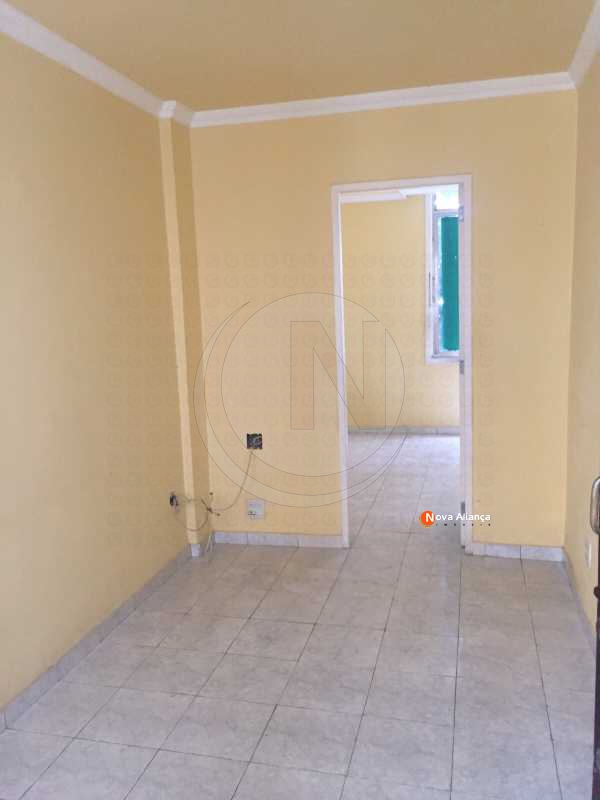 1 - Apartamento à venda Rua Riachuelo,Centro, Rio de Janeiro - R$ 250.000 - NBAP10116 - 1
