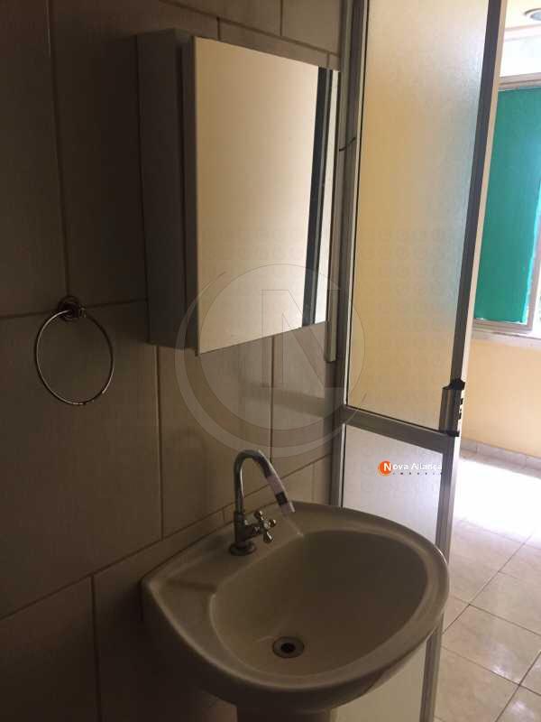 14 - Apartamento à venda Rua Riachuelo,Centro, Rio de Janeiro - R$ 225.000 - NBAP10116 - 12