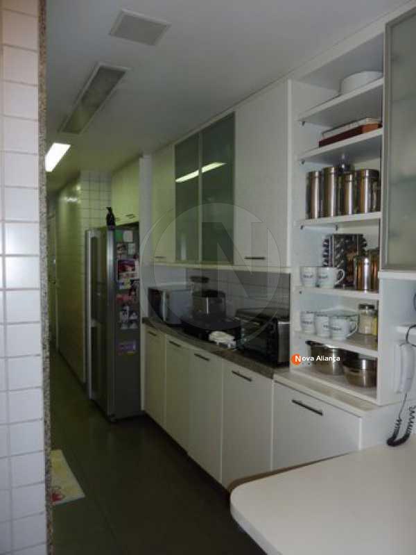 16_Copa cozinha - Cobertura 4 quartos à venda Laranjeiras, Rio de Janeiro - R$ 2.500.000 - NFCO40007 - 19