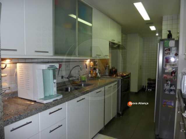 17_Copa cozinha - Cobertura 4 quartos à venda Laranjeiras, Rio de Janeiro - R$ 2.500.000 - NFCO40007 - 20