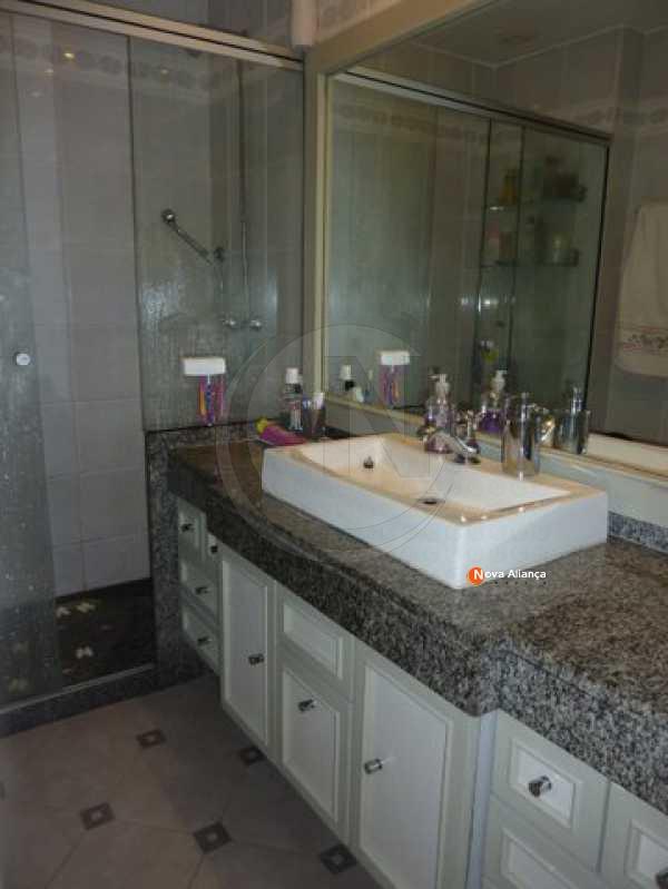 20_Banheiro social - Cobertura 4 quartos à venda Laranjeiras, Rio de Janeiro - R$ 2.500.000 - NFCO40007 - 10