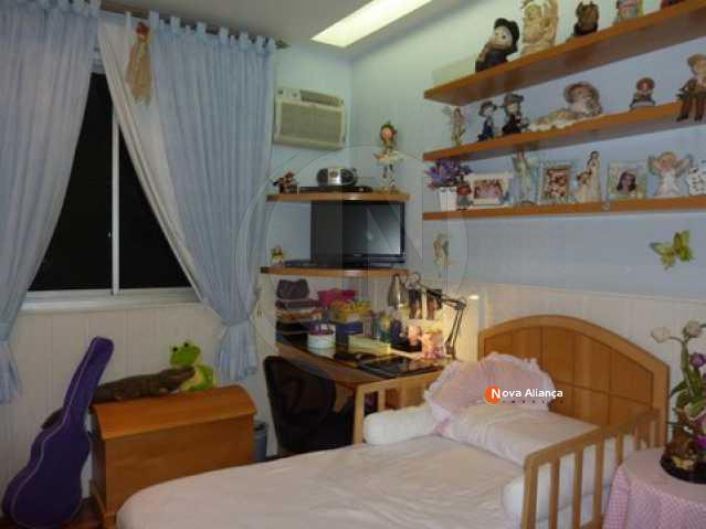 22_Quarto 1 - Cobertura 4 quartos à venda Laranjeiras, Rio de Janeiro - R$ 2.500.000 - NFCO40007 - 11