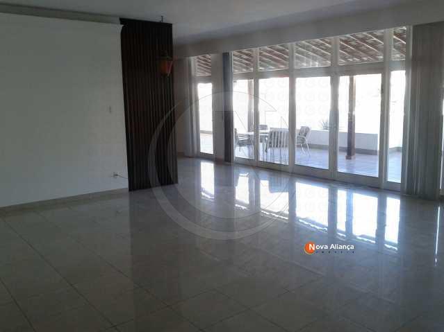 1 - Cobertura 4 quartos à venda Leblon, Rio de Janeiro - R$ 5.500.000 - NICO40012 - 1