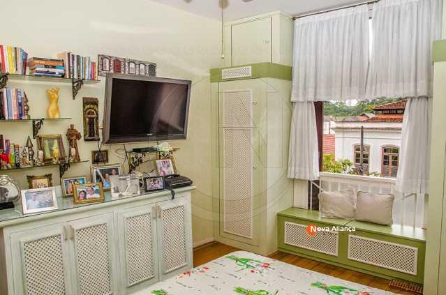 14 - Casa à venda Rua Fernando Magalhães,Jardim Botânico, Rio de Janeiro - R$ 5.800.000 - NICA40004 - 21