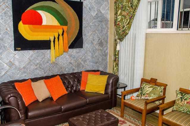 4 - Casa à venda Rua Fernando Magalhães,Jardim Botânico, Rio de Janeiro - R$ 5.800.000 - NICA40004 - 12