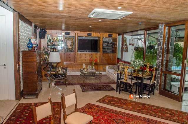 1 - Casa à venda Rua Fernando Magalhães,Jardim Botânico, Rio de Janeiro - R$ 5.800.000 - NICA40004 - 10