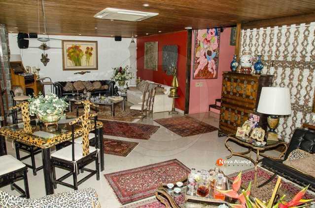 2 - Casa à venda Rua Fernando Magalhães,Jardim Botânico, Rio de Janeiro - R$ 5.800.000 - NICA40004 - 11
