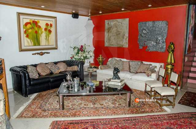 3 - Casa à venda Rua Fernando Magalhães,Jardim Botânico, Rio de Janeiro - R$ 5.800.000 - NICA40004 - 9