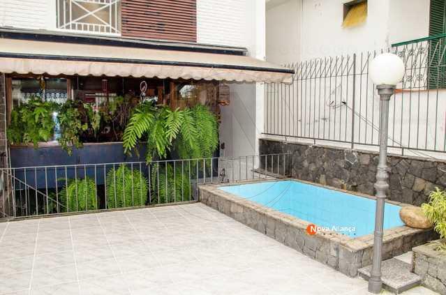 20 - Casa à venda Rua Fernando Magalhães,Jardim Botânico, Rio de Janeiro - R$ 5.800.000 - NICA40004 - 1