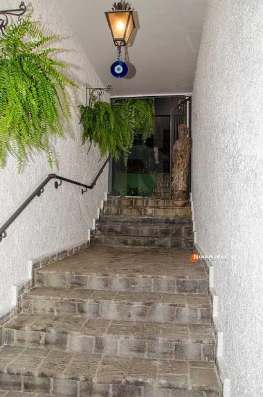 27 - Casa à venda Rua Fernando Magalhães,Jardim Botânico, Rio de Janeiro - R$ 5.800.000 - NICA40004 - 28