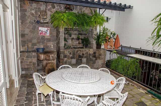 26 - Casa à venda Rua Fernando Magalhães,Jardim Botânico, Rio de Janeiro - R$ 5.800.000 - NICA40004 - 6