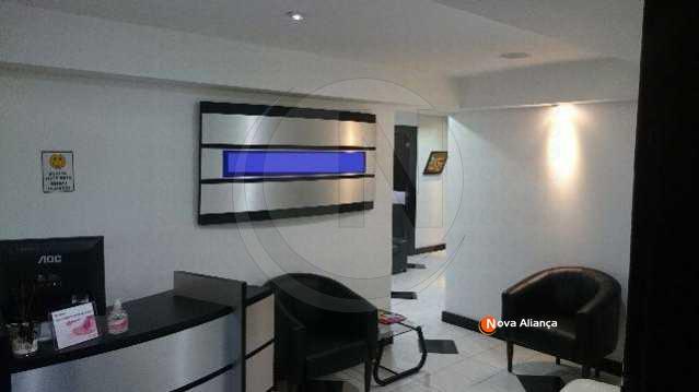 recepção - Sala Comercial 200m² à venda Rua República do Líbano,Centro, Rio de Janeiro - R$ 1.900.000 - NBSL00014 - 1