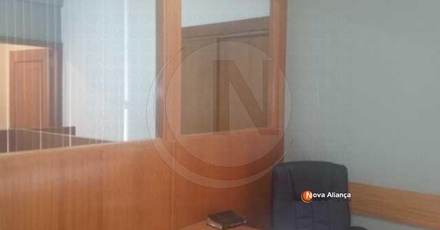 2 - Sala Comercial 37m² à venda Avenida Presidente Vargas,Cidade Nova, Rio de Janeiro - R$ 205.000 - NISL00018 - 3