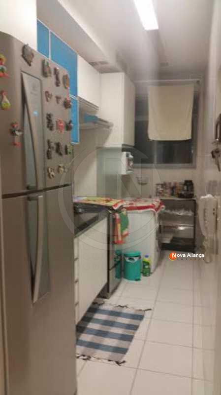 4 - Apartamento 3 quartos à venda Engenho de Dentro, Rio de Janeiro - R$ 380.000 - NSAP30188 - 5