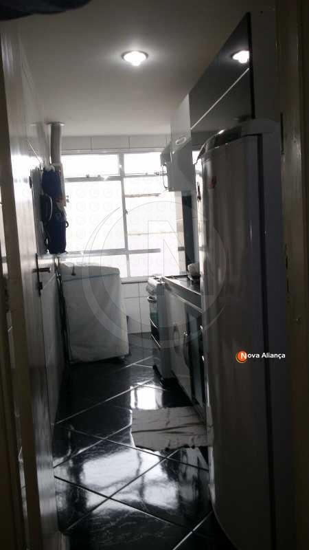 IMG_0441 - Apartamento à venda Rua Vinte e Quatro de Maio,Rocha, Rio de Janeiro - R$ 270.000 - NFAP20318 - 8