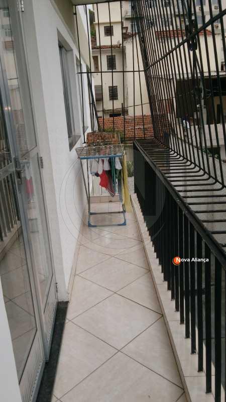 IMG_0443 - Apartamento à venda Rua Vinte e Quatro de Maio,Rocha, Rio de Janeiro - R$ 270.000 - NFAP20318 - 10